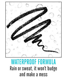 WATERPROOF FORMULA