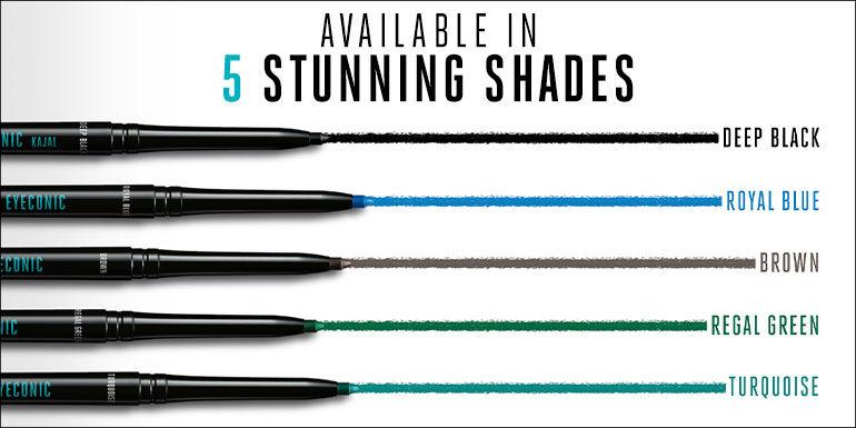 5 stunning shades