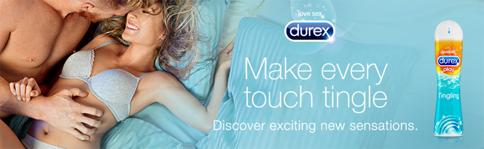 Durex Tingle Banner
