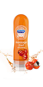 Durex Massage 2 in 1 Stimulating Gel