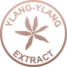 With Ylang Ylang Extract