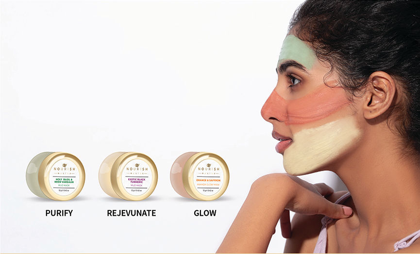 Modern International Skincare drawing roots from India