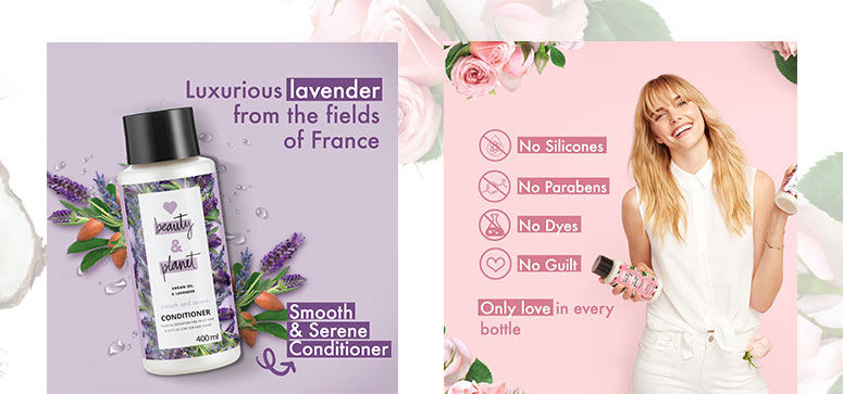 nykaa lavender conditioner