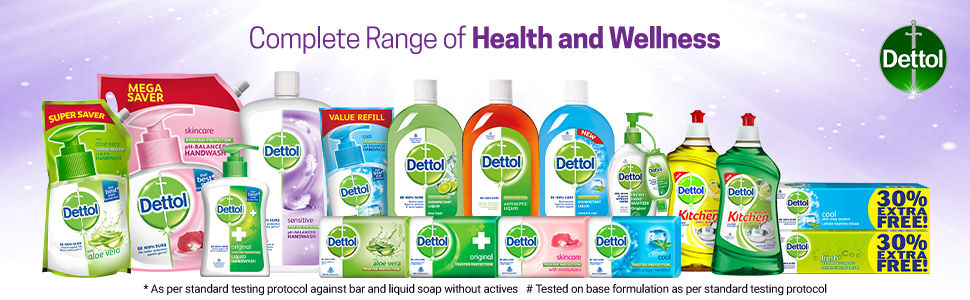 Complete Range of Health and wellness