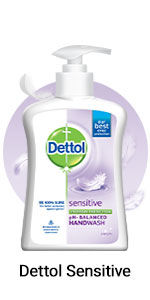 Dettol Sensitive