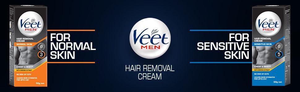 Veet men Hair Removal Cream