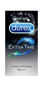 Durex Extra Time Condoms