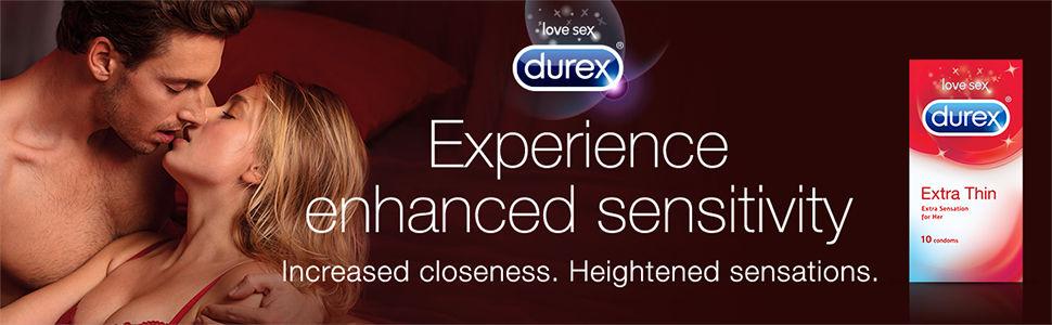 Durex Extra Thin A+ Banner