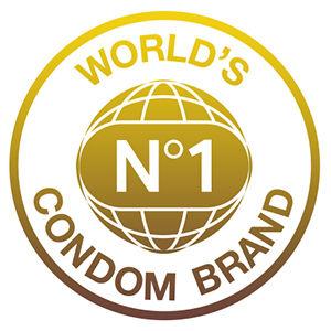 World No. 1 Condom Brand