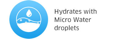 Hydrates with Micro Water droplets