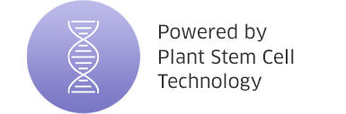 Powered by plant stem cell technology
