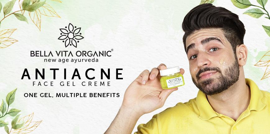 Anti Acne, Pimple Scar Spots Removal Cream Gel
