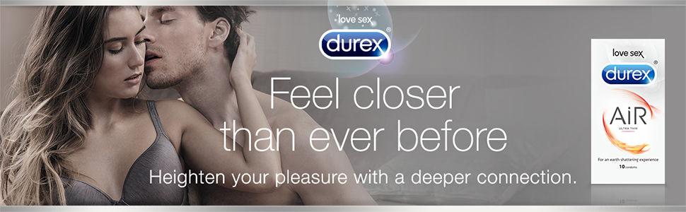 Durex AIR Banner